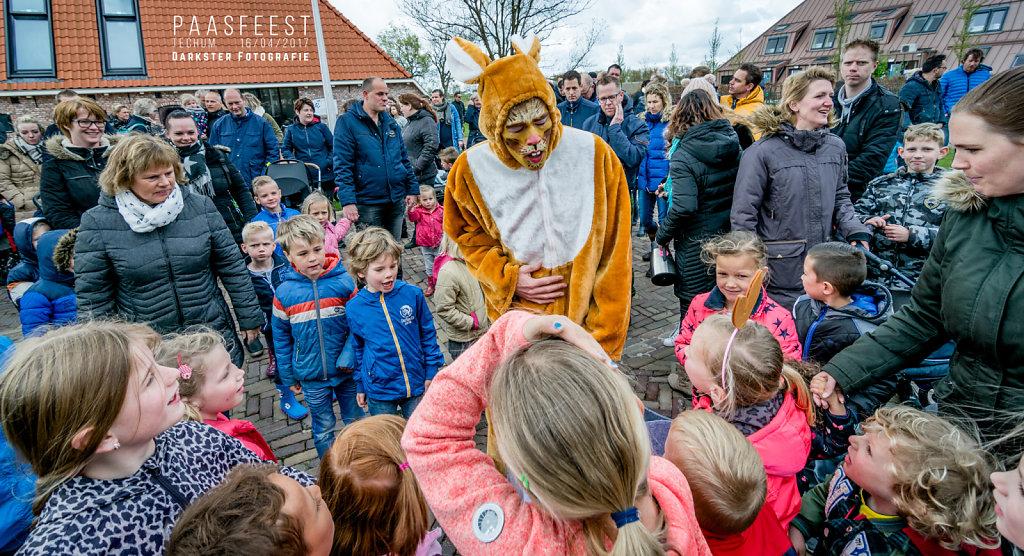 Paasfeest - Wijkpanel de Zuidlanden